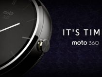 Motorola debuts second-gen Moto 360 smartwatch, first-gen Moto 360 Sport