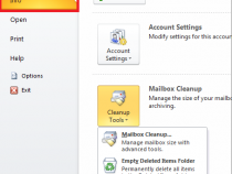 How to Archive Email Messages in Outlook