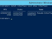 Configure IPv4 Networking with Netsh on Windows server 2012 and windows 10
