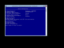 Convert Windows Server 2012 R2 Datacenter to a Core Edition
