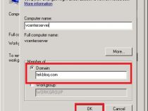 Connect a Computer to the Active Directory Domain