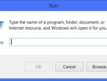 A List of Run Commands on Windows