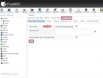 How to configure iSCSI service on FreeNAS with Windows server 2012 iSCSI Initiator?