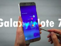 Samsung Urges Galaxy Note7 Users to Immediately Participate in The Replacement Program