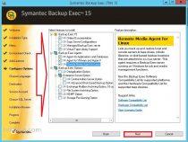 How to install and configure Symantec Backup Exec 15