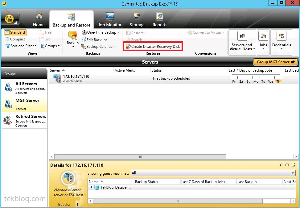 updating symantec emergency disks