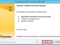 How to upgrade Symantec endpoint protection?