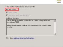 How to Install Domain Controller – Active Directory and DNS On Windows Server 2008 R2