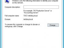 How To Join Windows Server 2012 R2 to a Domain