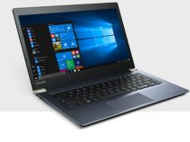 Toshiba Today announced the availability of the Portégé X30 Ultrabook