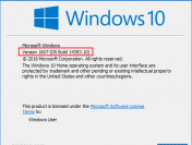 Microsoft ends support for original version of Windows 10 (version 1507)