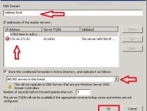 Add a Conditional Forwarder on a DNS Server – Windows Server 2008 R2