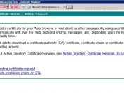 How to Install Active Directory Certificate Services
