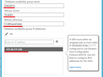 How to create and configure DAG in Exchange 2013 step by step
