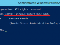Active Directory preparation for Exchange 2013
