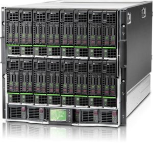 Blade Server 123c7000 Gen8 Blades 1